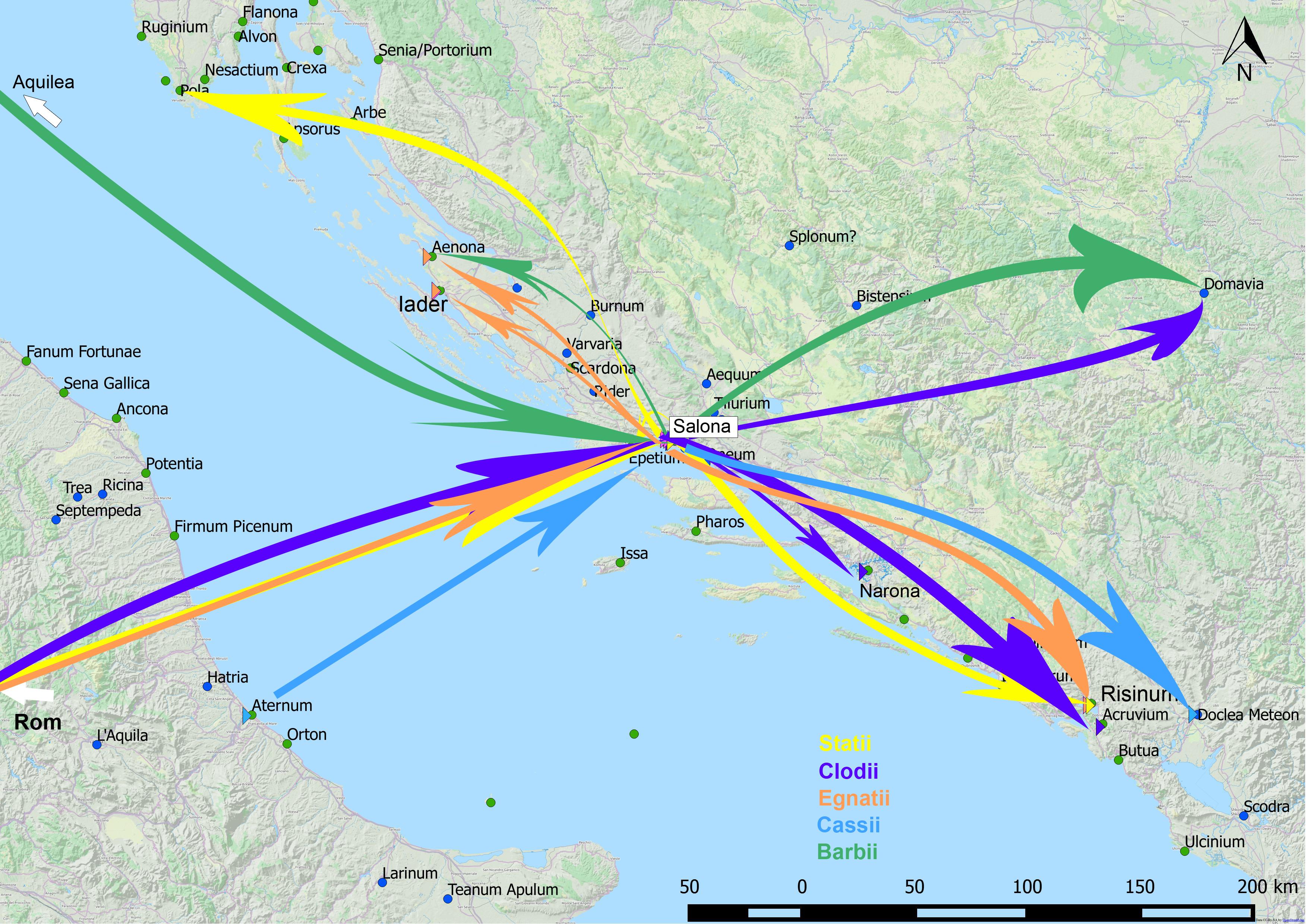 SPP Häfen: The Adriatic communication area on